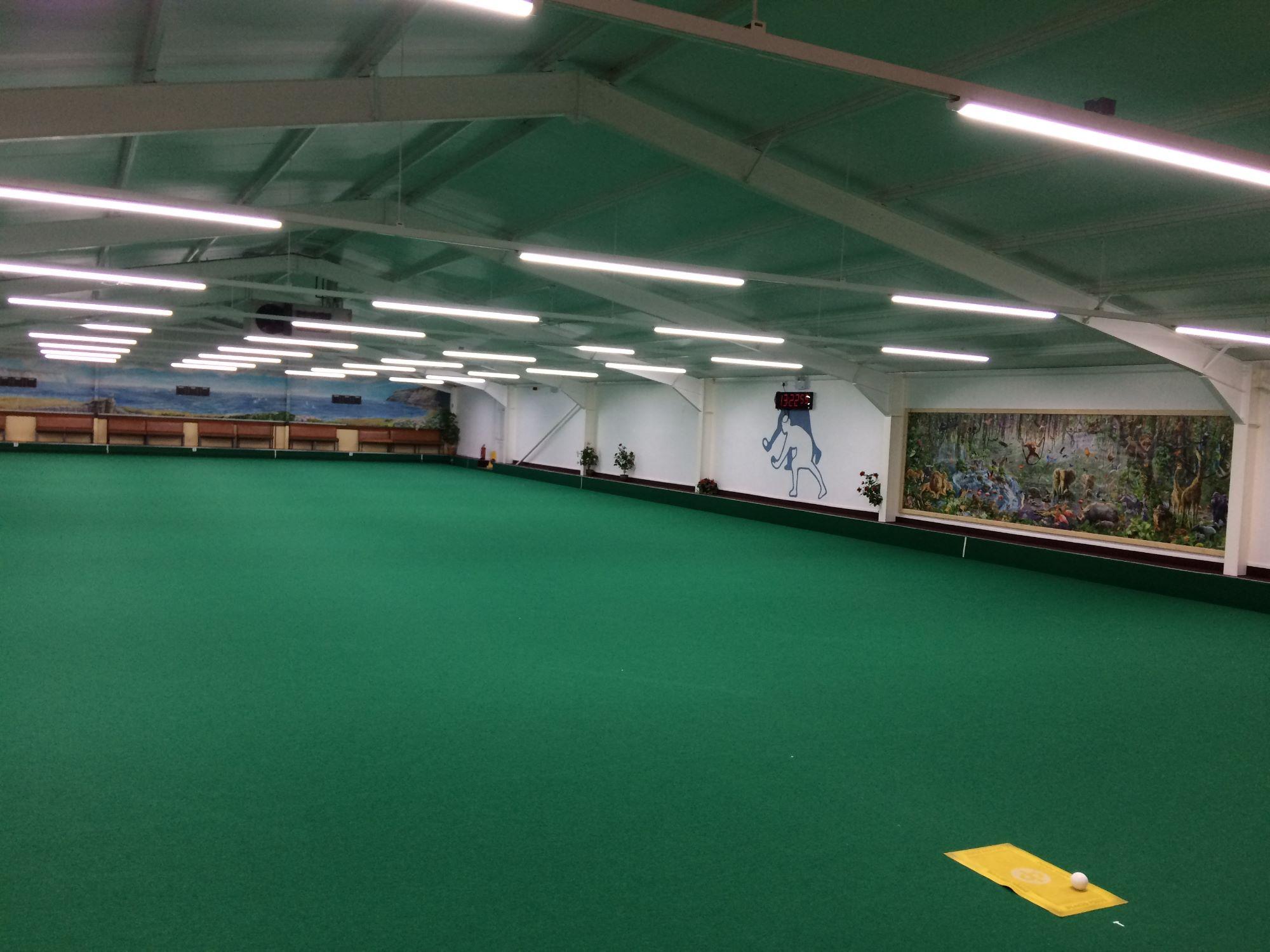 Facilities: Bowls Hall