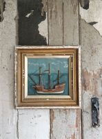 Folk art ship