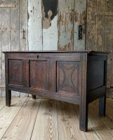 Fruitwood coffer