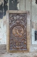 Early carved panel