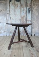 Primitive low cricket table