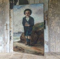 Sailor boy portrait