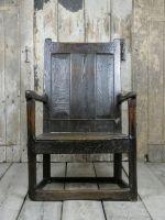 Welsh armchair