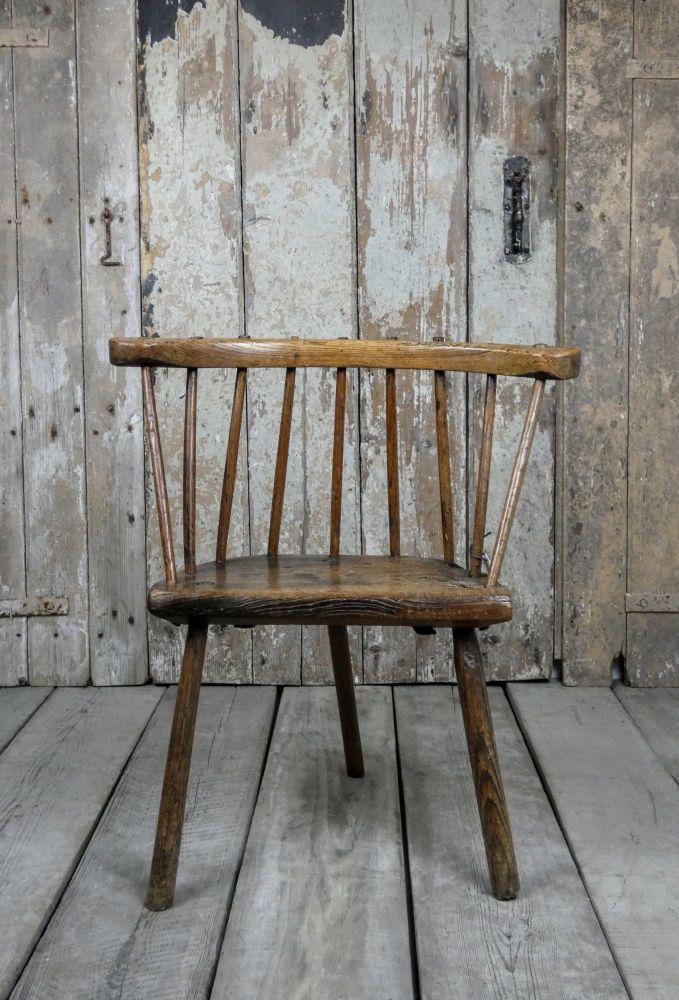 Primitive stick chair