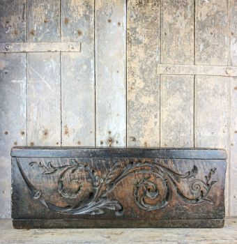 Architectural treen mould