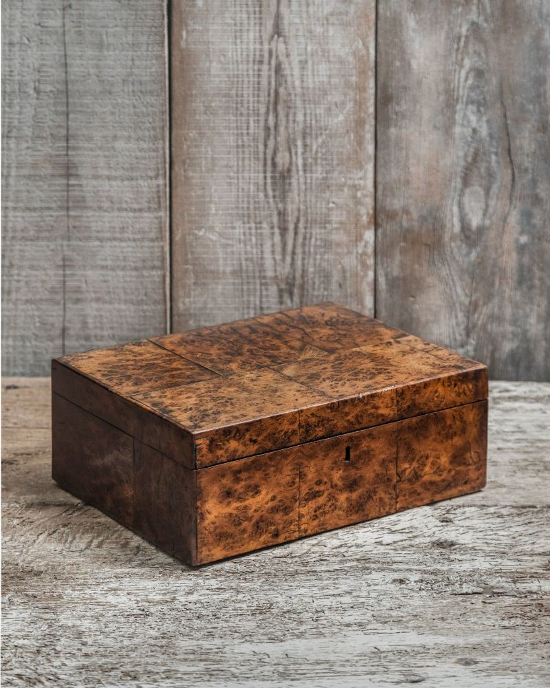 Pollard oak box
