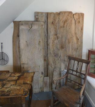 Five elm boards