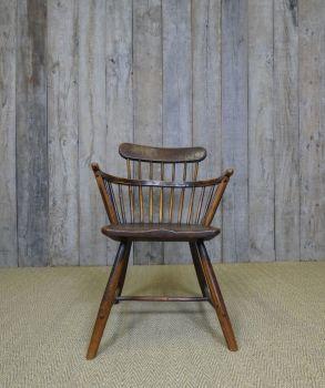Primitive armchair