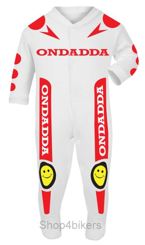 Baby Grow race suit Ondadda 1