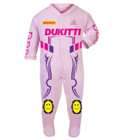 88-Motorcycle Baby grow babygrow Dukitti 2016 Baby Girl Race Suit