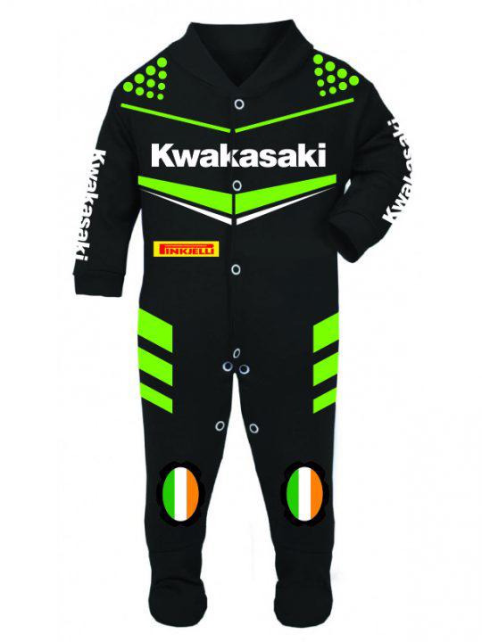 Kawasaki Baby Grow