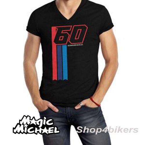 Michael van der Mark T shirt magic Michael WSBK Yamaha rider 2017 black