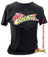 Chaz Davies 7 official mens t shirt black WSBK Aruba Ducati team rider 2018