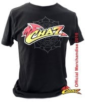 Chaz Davies 7 official mens t shirt black WSBK Aruba Ducati team rider