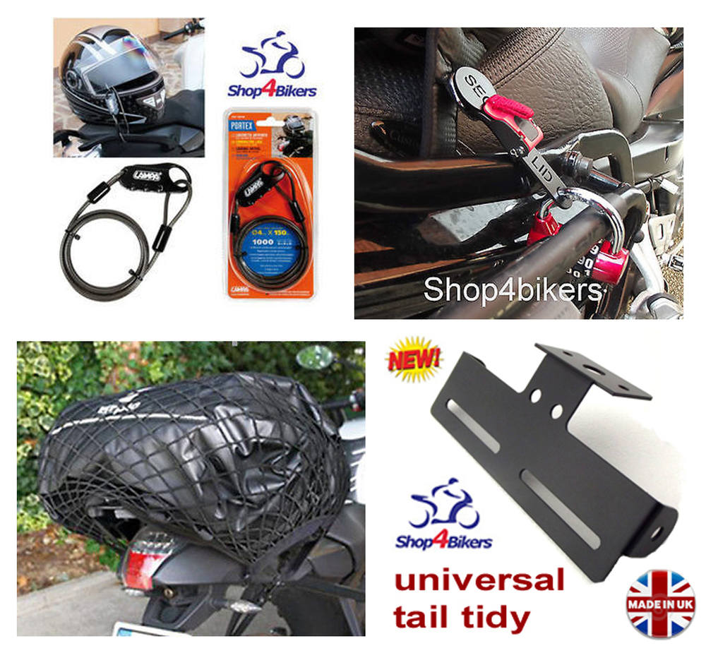 Motorcycle Accessories, clothing & waterproof bags