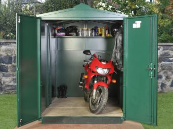 Motorcycle Storage Garage 9ft x 5ft