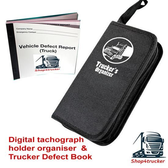 Tacho Holders Rolls Clipboards
