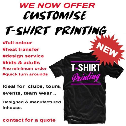 customise tshirt