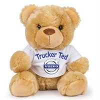 2 - Teddy Bear Volvo Trucker Ted