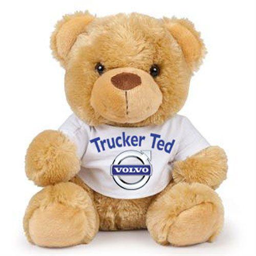 2 - Teddy Bear Volvo Trucker Ted