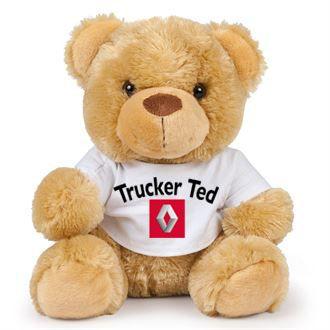 2 - Teddy Bear Renault Trucker Ted