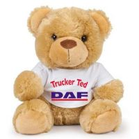 2 - Teddy Bear DAF Trucker Ted