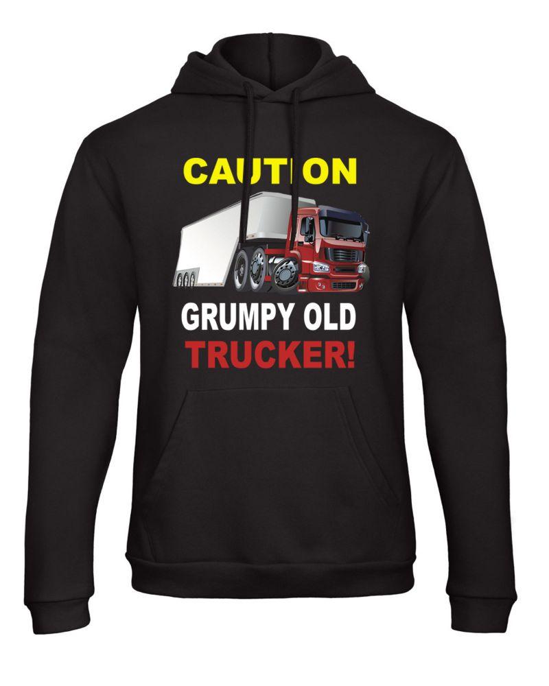 Trucker t-shirts & hoodies