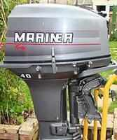 MARINER AND YAMAHA 40HP 6E9- MODEL PARTS