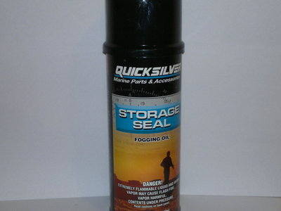 92-858081Q01 QUICKSILVER STORAGE SEAL FOGGING OIL