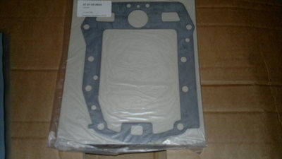 27-19175 GASKET EXHAUST PLATE
