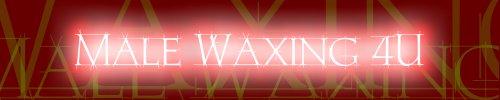 malewaxing4u, site logo.