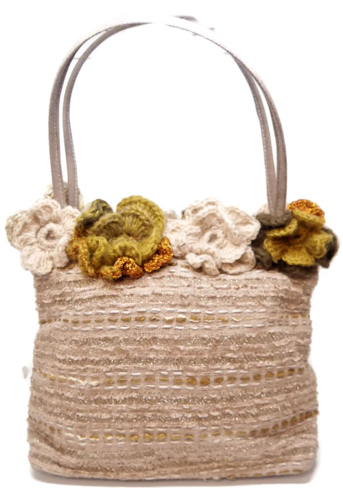 Tweed Queen Bouquet Bags