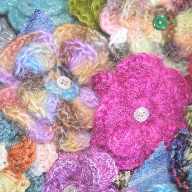 Tweed Queen Corsages