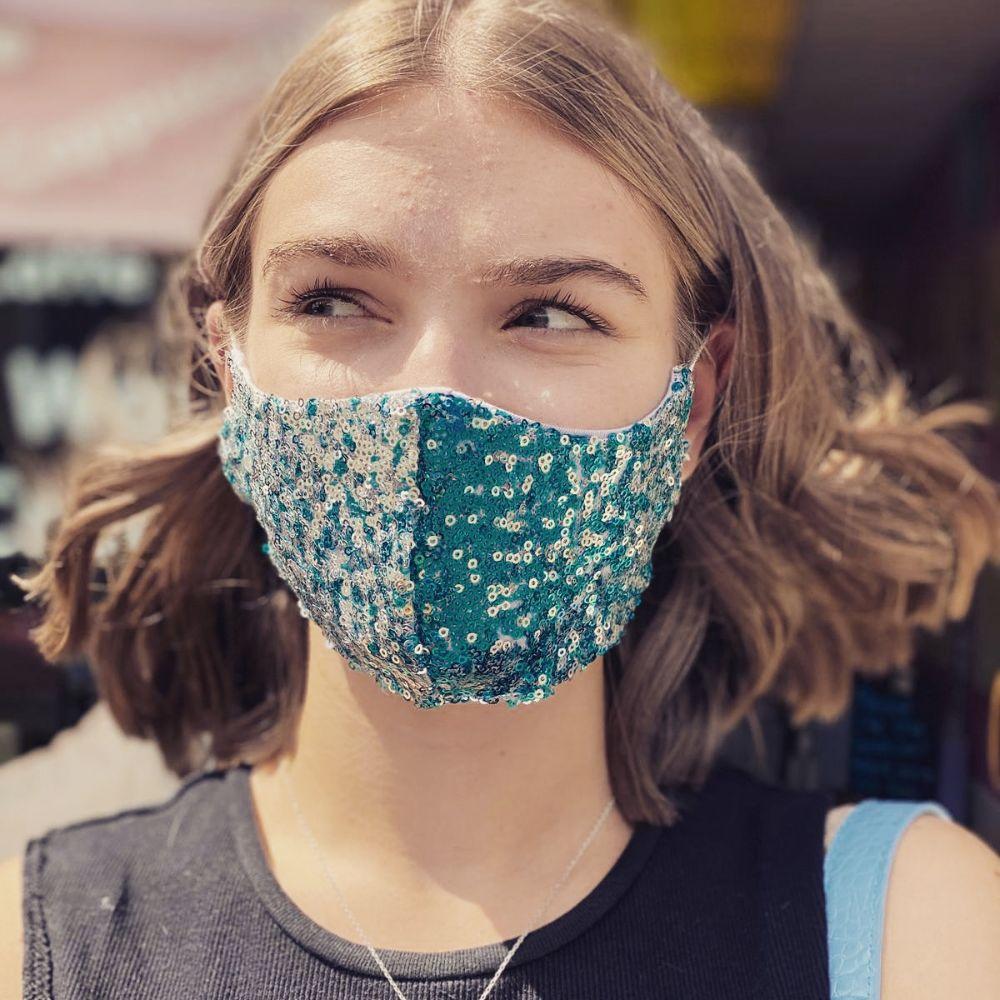 Tweed Queen Facemasks