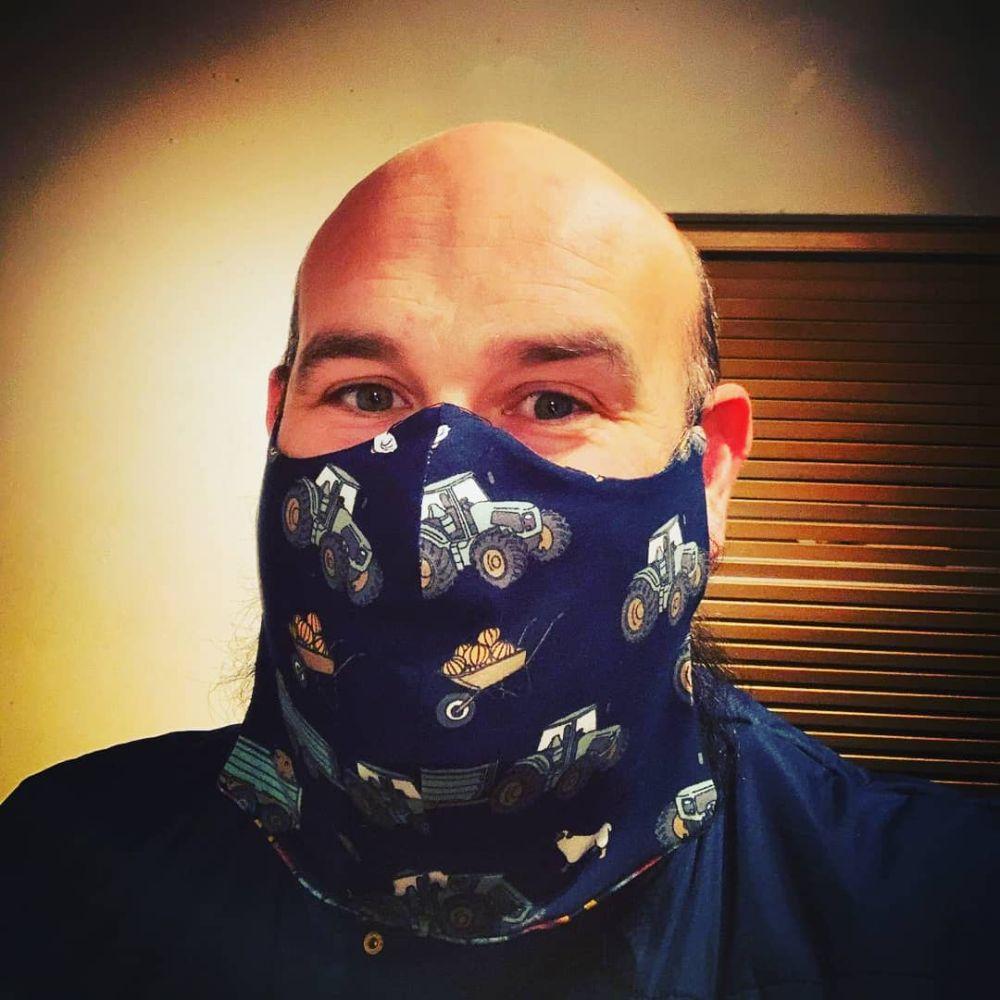 Chap Masks