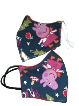 5  Tweed Queen  Facemasks - Peppa's Happy Place