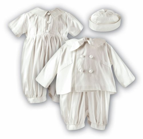 2f2458273 Sarah Louise 2215 002215 Boys' traditional christening outfit in ...