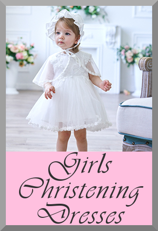 Girls Christening dresses & Outfits