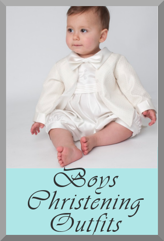 Boys Christening Outfits & Suits