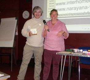 Jan Scholten seminar raffle winner