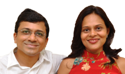Drs Bhawisha & Shachindra Joshi