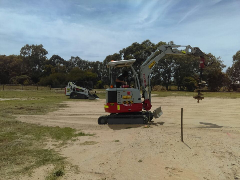 Boko Contracting Earthworks and Plant Hire 9