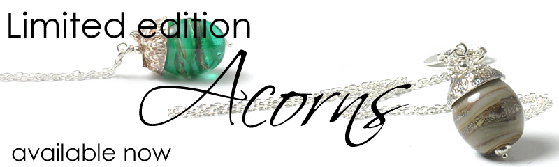 Acorn Jewellery Handmade in England
