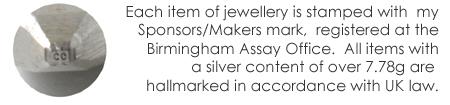 Jewellery hallmarking information