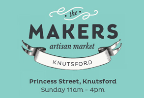 Knutsford Makers Market Cheshire