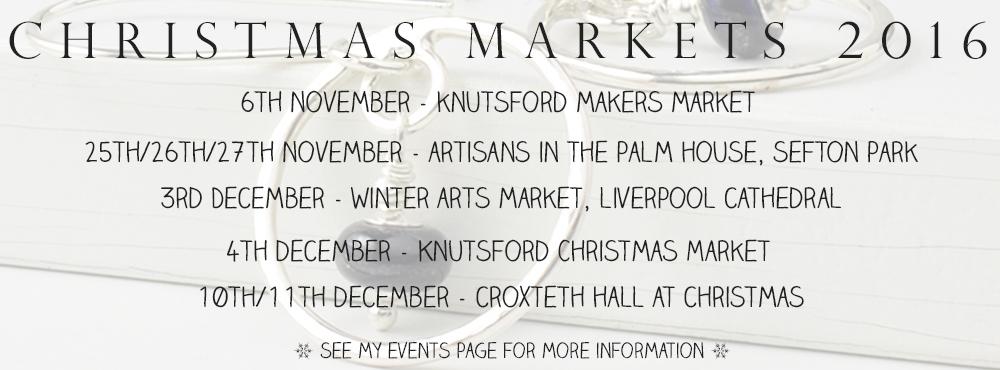 Christmas Markets 2016
