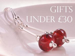 Handmade Jewellery Gifts Under £30