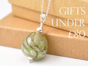 Handmade Jewellery Gifts Under £80