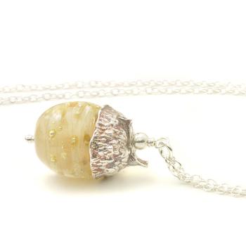 Acorn Necklace #02
