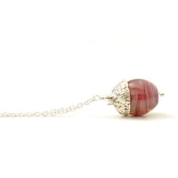 Acorn Necklace #03